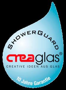 Logo Creaglas Showerguard