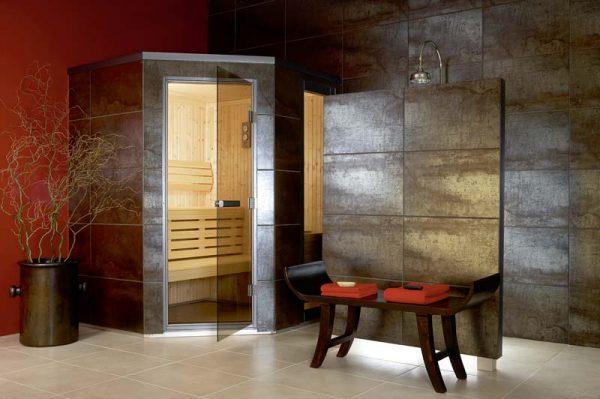 Sauna von Tylö